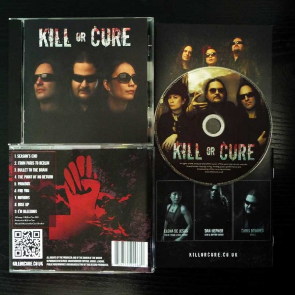 Kill or Cure CD image
