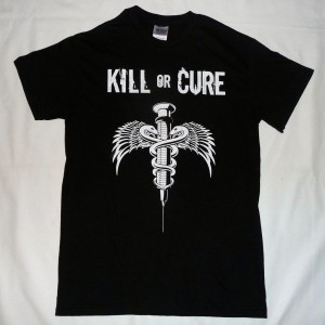 Kill or Cure Mens T-shirt