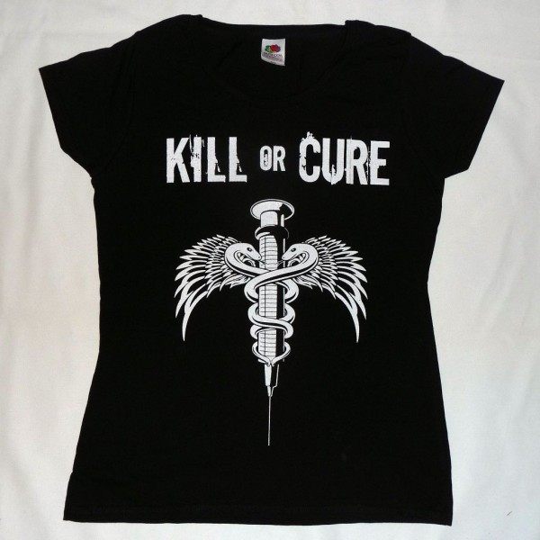 Kill or Cure women's T-Shirt