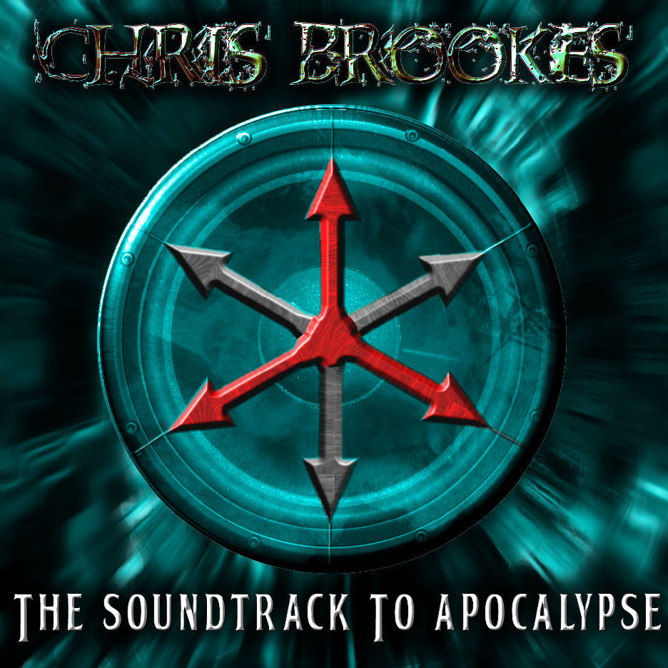 Chris Brookes - The Soundtrack To Apocalypse EP cover art