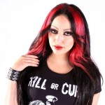 Dani Divine in Kill or Cure T-Shirt